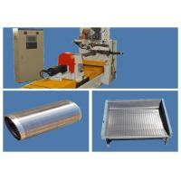Buy cheap Stainless Steel Welded Wire Mesh Manufacturing Machine with Diameter 600-1200 MM from wholesalers