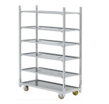 Buy cheap Greenhouse Electro Galvanized Dutch Flower Trolley from wholesalers