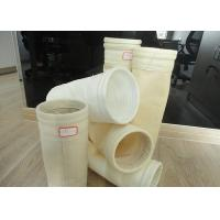 Buy cheap PTFE Laminating Nonwoven Needle Felt Filter Cloth Customized Size White Color from wholesalers