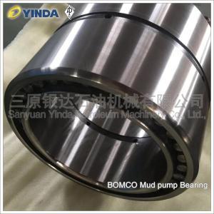 Wholesale Wear Resistance Mud Pump Main Bearing Eccentric Crosshead Bearing AH1301010218 BOMCO from china suppliers