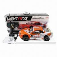 Buy cheap 1:10 rc 4WD high speed car with LCD controller, henglong 4wd rc car from wholesalers