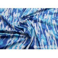 Buy cheap Sublimation Heat Transfer Polyester Spandex Fabric Geometric Pattern Design from wholesalers