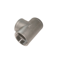 Buy cheap Three Way Tee Stainless Steel Pipe Fittings SCH40 For Shipbuilding from wholesalers