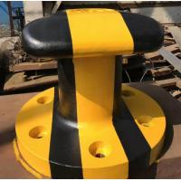 Buy cheap Corrosion Resistant Port Bollards Ship Mooring Facilities High Performance from wholesalers