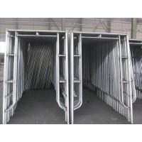 Buy cheap Antirust Frame Steel Ringlock Scaffolding System Adjustable For Construction from wholesalers