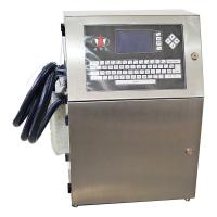 Buy cheap Intelligent Automatic Continuous Inkjet Printer For Expiry Date Stamping from wholesalers
