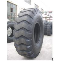 Buy cheap 17.5-25 20.5-25 23.5-25 26.5-25 Bias Ply Mud Tires Bias OTR tyres Nyloon tire E3 pattern off the road tire OTR tyre from wholesalers