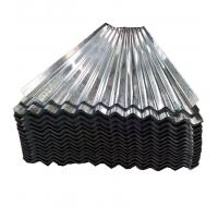 Buy cheap Building Materials Corrugated Galvanized Steel Sheet Corrugated Roofing Steel Sheet from wholesalers