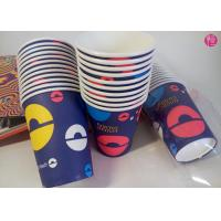Buy cheap Eco Friendly Custom 270G with Single PE Coated Paper Cup for Hot Drinking product