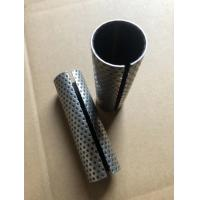 Buy cheap PTFE Lining Stainless Steel Bearings With Good Corrosion Resistance Customizable from wholesalers