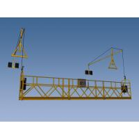 Buy cheap Steel Swing Stage Suspended Working Platform Zlp800B / Suspended Platforms For Building Facade Construction from wholesalers