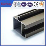 Buy cheap China top aluminium profile manufacturers , OEM design industrial aluminium profile from wholesalers