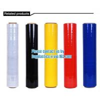 Buy cheap PE Colored Shrink Wrap Stretch Film, PE Mini Stretch Banding Film, industrial stretch plastic cast packaging film from wholesalers