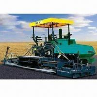 Buy cheap Asphalt Paver with Paving Width of 2.5 to 6m and 100kW Engine Power from wholesalers