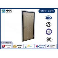 Wholesale Custom Made Veneer Fire Rated Timber Door Good Decorative Of Appearance from china suppliers