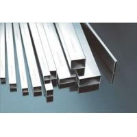 304 316 316L Inox Square / Rectangular Tubes Stainless Steel Welded Pipe / Tube Manufactures