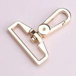 Buy cheap Zinc Alloy Swivel Eye Snap Hook , Swivel Spring Snap Hook For Backpack from wholesalers