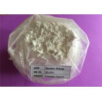 Buy cheap Dromostanolone Propionate Pharmaceutical Raw Materials CAS 521-12-0 For Antineoplastic from wholesalers