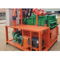 Buy cheap Polyurethane Screen 300GPM Drilling Mud Recycling System from wholesalers