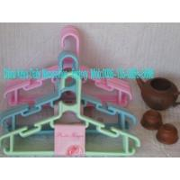 Buy cheap Square Hanger, Shirt Hanger,Clothes Rack Plastic Hanger from wholesalers