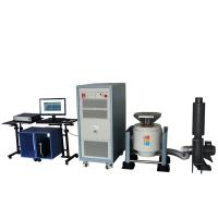 Buy cheap Electromagnetic Battery Vibration Testing Machine With Digital Computer Display from wholesalers