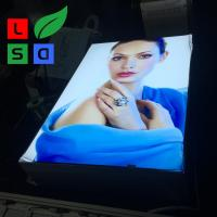 Buy cheap Advertising Light Box Display Big Single Side Fabric Light Box product