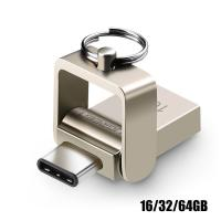 Buy cheap OTG Metal USB 3.0 Flash Drive from wholesalers