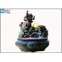 Buy cheap Water Fountain Waterscape Decoration Kirin Turtle Life Feng Shui Wheel Home Decor Crafts from wholesalers