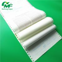 Buy cheap China Manufacturer Secret Envelope Carbonless Paper Pin Mailer Payslip Ncr Atm Computer Paper from wholesalers