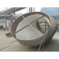 Buy cheap Valor Large Abnormal Shape Wear Resistant Pipe from wholesalers