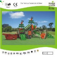 Quality Pirate Ship Series Outdoor Playground (KQ9091A) for sale