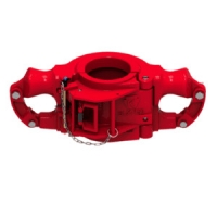 Buy cheap Red 150 Ton Load Oilfield Side Door Casing Elevator For Gas Drilling from wholesalers