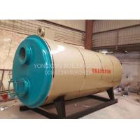 Buy cheap Environmental Friendly Thermal Oil Boiler Gas Fired Thermic Fluid Heater from wholesalers