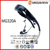 China Mobile Theatre Full HD 1080P Video Glasses Play Game With PS2 , PS3 , Xbox , Wii on sale