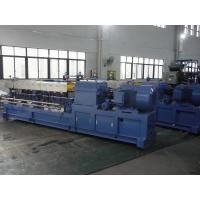 Buy cheap Compounding parallel co-rotation twin screw extruder from wholesalers