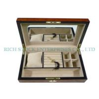 Wholesale wooden jewellry Boxes,jewellery Box from china suppliers