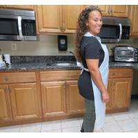 Buy cheap Throw Away Water Resistant Apron Comfortable Wearing Without Sleeves from wholesalers