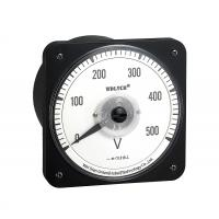 Buy cheap Wide Angle Advanced  Analog Panel Voltmeter , Analog Electric Meter With Alarm Output from wholesalers