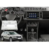 Buy cheap Volkswagen Skoda Android Video Interface 8 '' Inch Screen With Waze Google from wholesalers