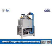China Water Cooling Slurry Magnetic Separation Equipment , Magnetic Ore Separator on sale