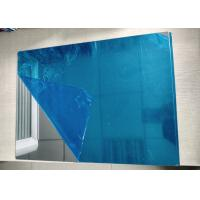 Buy cheap Pvc card making materials 0.6mm mirror / matte laminated steel plate for sheet lamination machine from wholesalers