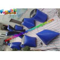 Wholesale 10Pcs Full Sets Speedball Inflatable Paintball Bunkers For Outdoor Paintball Shooting from china suppliers