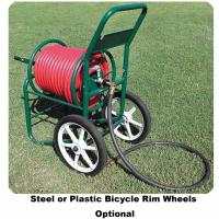 Buy cheap Hose Reel Cart, for Large Ground, 45M (150F) Length Capacity for 1 Hose from wholesalers