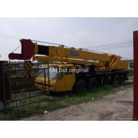 Buy cheap 1981 KATO 30 ton NK300 used truck crane from wholesalers
