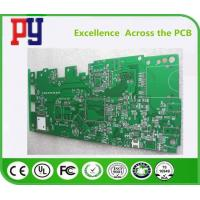 Buy cheap Oem FR4 PCB Board 2 Layer Fr4 Base Material With Immersion Gold Finishing from wholesalers