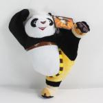 Original Kungfu Panda Kick Pose Cartoon Plush Toys Stuffed Animals Manufactures