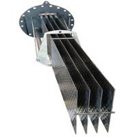 Buy cheap Ice BanK Industrial Ice Making Machine Pillow Plate Immersion Heat Exchanger from wholesalers