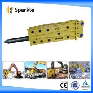 China Hydraulic Breaker Type Hydraulic Hammer for sale on sale