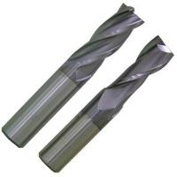 Buy cheap JWT 4 Flute Carbide End Mills with Ticn Coated from wholesalers
