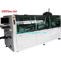 Wholesale CNSMT Lead Free Dual SMT Wave Soldering Machine Streamlined Design 1300KG Weight from china suppliers